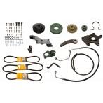 Kit Parcial de Adaptação Mercedes-Benz 608/708 0-314 - Caixa ZF 8090