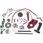 Kit Parcial de Adaptação Mercedes-Benz 1113/2213 - Para reservatório plastico e polia pequena