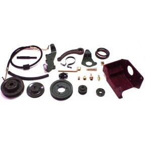 Kit Mercedes-Benz 608/708 O-314 Caixa e BBO ZF 8058