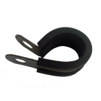 Abraçadeira Emborrachada - 10mm -