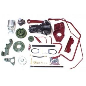 Direção Hidráulica Completa MBB 1113/2213 Novo - Com reservatório plástico