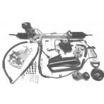 Direção Hidráulica Completa Fox 1.0 S/ar  ../