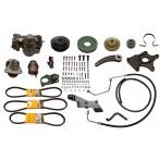 Direção Hidráulica Completa Mercedes-Benz 608/708 - Caixa e Bomba BOSCH, com braço pitman