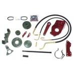Kit Parcial de Adaptação Mercedes-Benz 1113/2213 - Caixa Scania 111