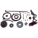 Kit Parcial de Adaptação Toyota O-314 85/90 - Sem Braço Pitmann para bomba DHB
