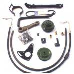 Kit Parcial de Adaptação VW 6.90/11.130/11.140 MWM - Para Bomba de Óleo 125, Com coluna e braço pitman